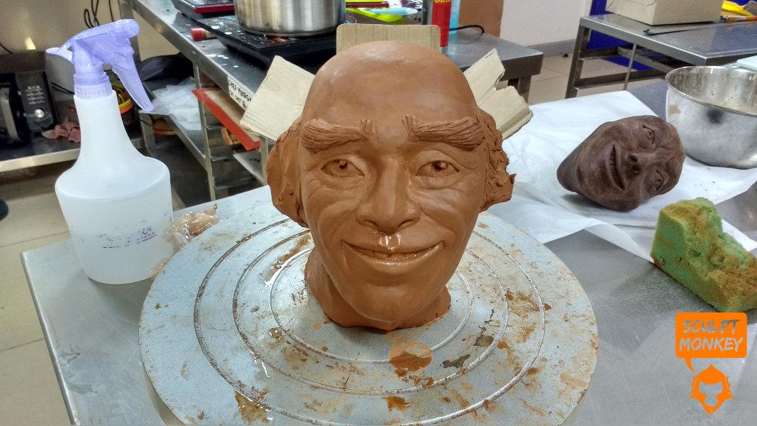 Masterpiece Sculpting - Front