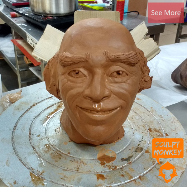 Masterpiece Sculpting for Chocolate casting - Preview