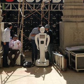 Mitra Robot Prototype - Press Image 01
