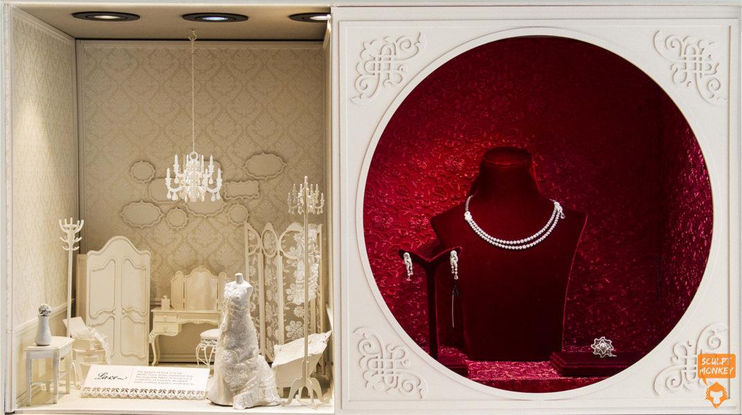 Tata Zoya Lace Jewellery - In Store Full